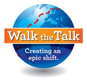 Walk the Talk Logo
