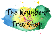 The Rainbow Tree Logo